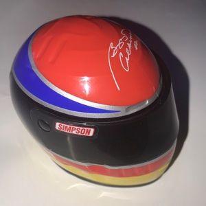 Buzz Calkins Signature Edition Mini Helmet